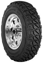 Chaparral M/T Tires
